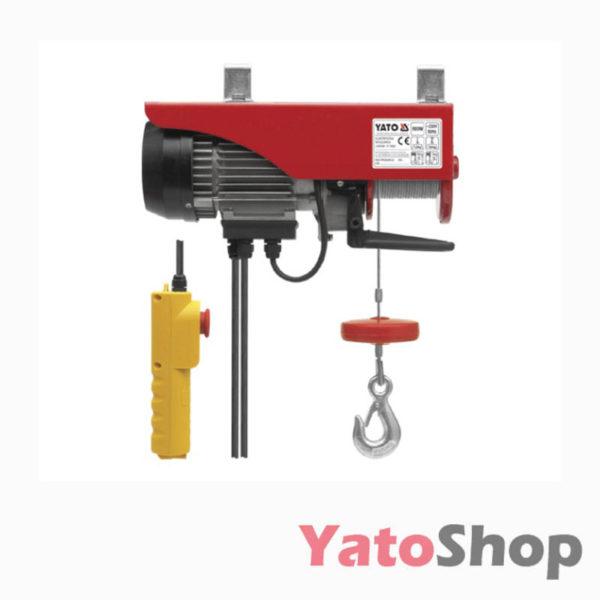 YT-5902 Таль електрична канатна 550Вт. 150- 300кг