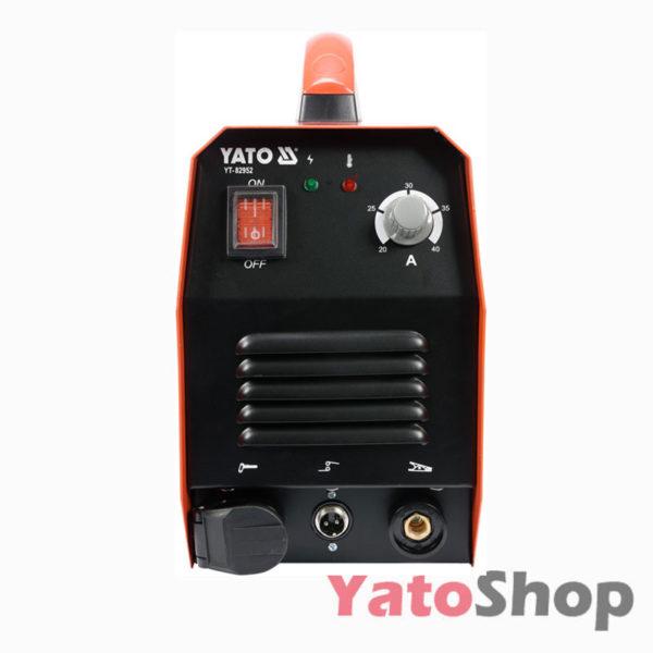 Зварка 40 Ам Yato YT-82952